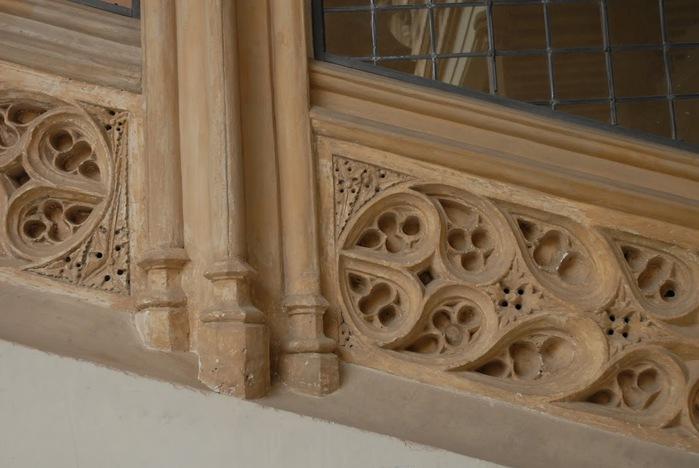Замок Альхаферия (Castillo de Aljaferia) - жемчужинa испанского исламского наследия 44883