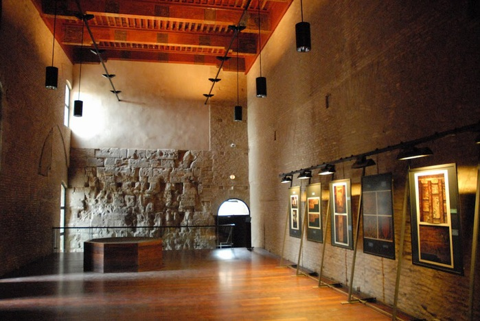 Замок Альхаферия (Castillo de Aljaferia) - жемчужинa испанского исламского наследия 13953