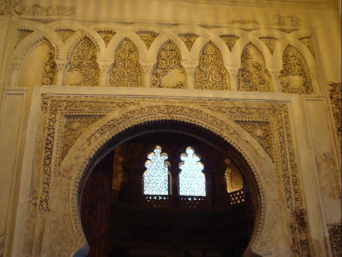 Замок Альхаферия (Castillo de Aljaferia) - жемчужинa испанского исламского наследия 13268