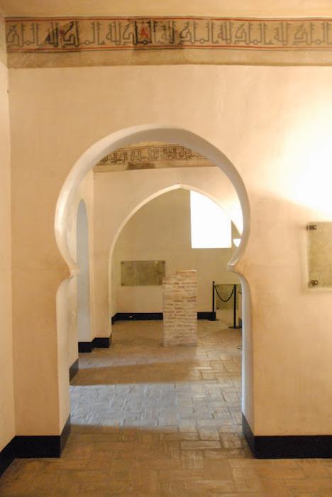 Замок Альхаферия (Castillo de Aljaferia) - жемчужинa испанского исламского наследия 59284