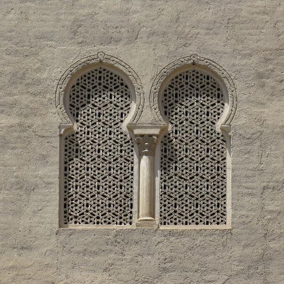 Замок Альхаферия (Castillo de Aljaferia) - жемчужинa испанского исламского наследия 62575
