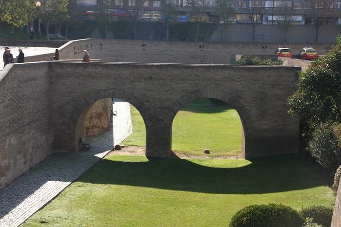 Замок Альхаферия (Castillo de Aljaferia) - жемчужинa испанского исламского наследия 78565