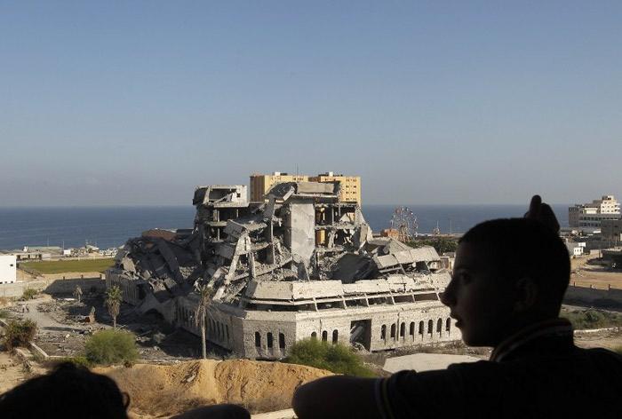 Израиль нанес авиаудар по Газе