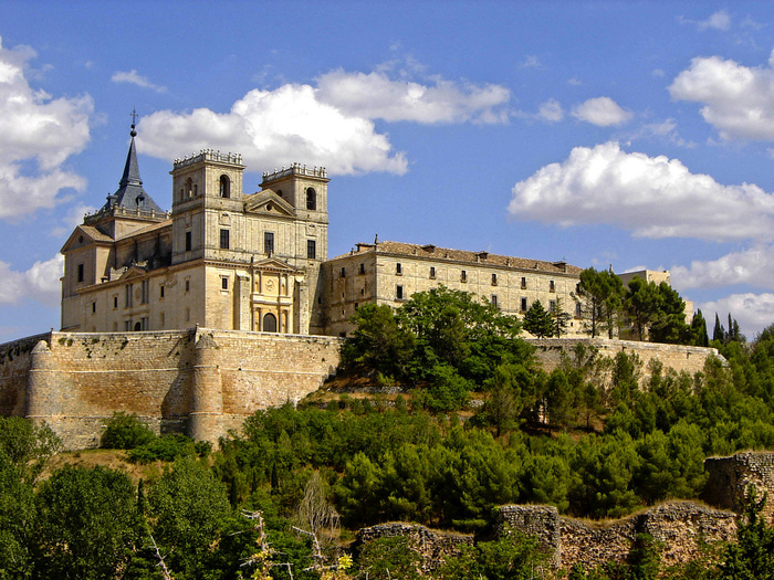 Монастырь де Уклес/ Monasterio de Ucles 25504