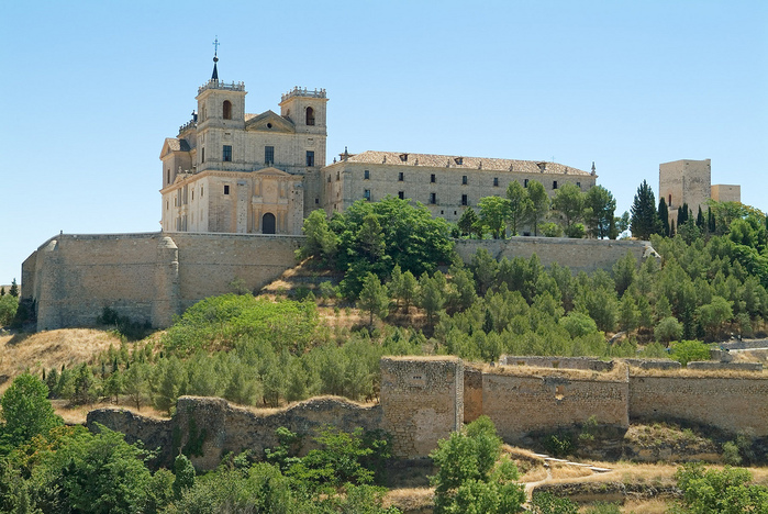 Монастырь де Уклес/ Monasterio de Ucles 36676