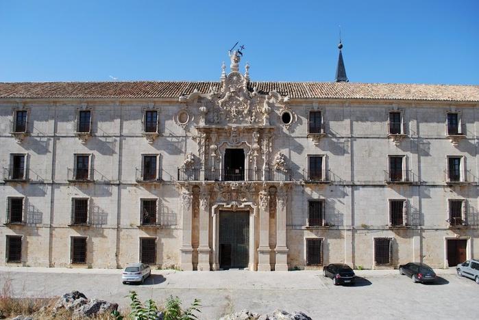 Монастырь де Уклес/ Monasterio de Ucles 41679