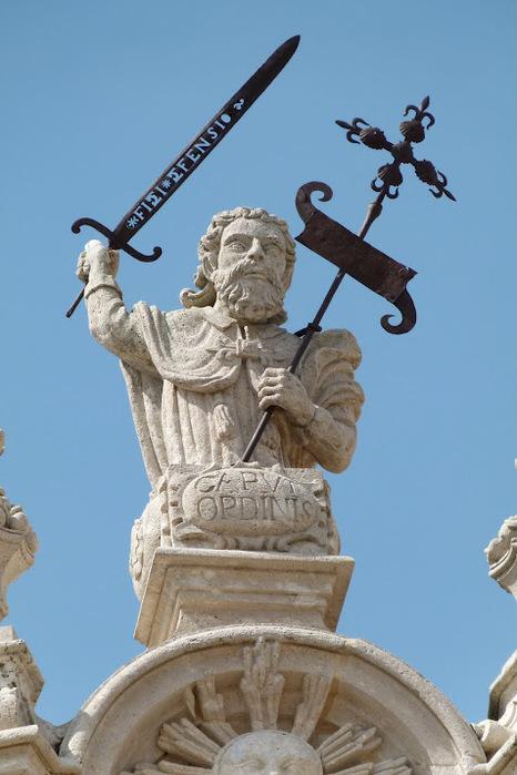 Монастырь де Уклес/ Monasterio de Ucles 31616