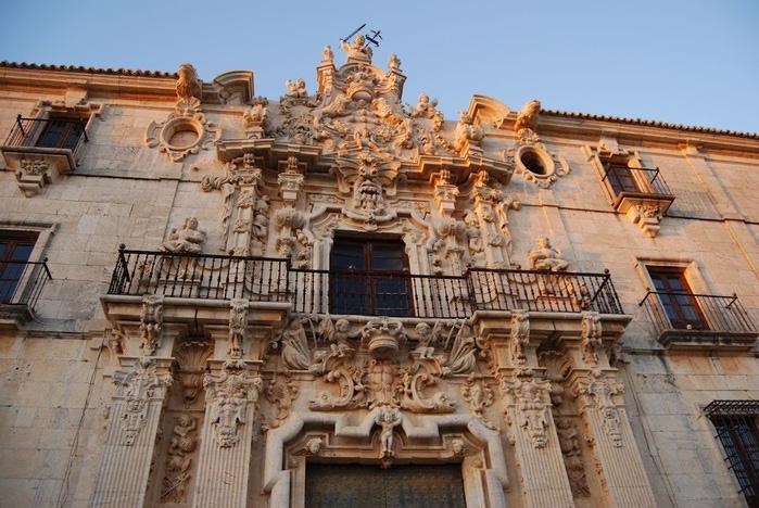 Монастырь де Уклес/ Monasterio de Ucles 71544