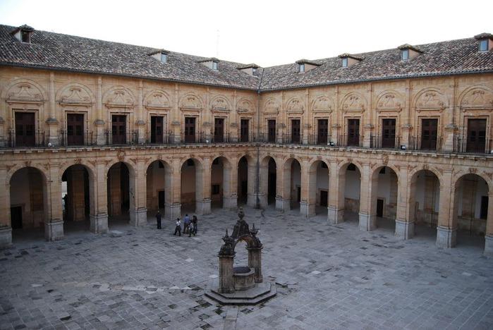 Монастырь де Уклес/ Monasterio de Ucles 31049
