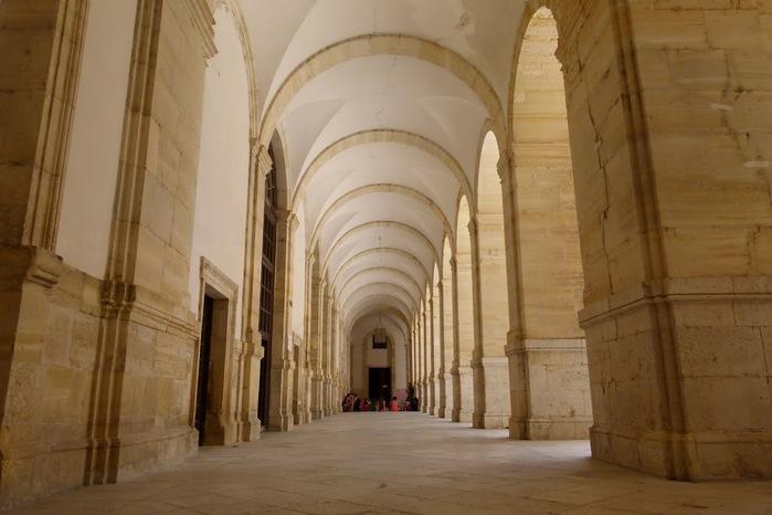 Монастырь де Уклес/ Monasterio de Ucles 43129
