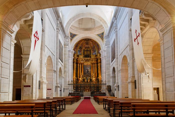 Монастырь де Уклес/ Monasterio de Ucles 20212