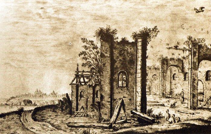 10 Руїни невідомого храму ХІІ ст. (700x444, 143Kb)