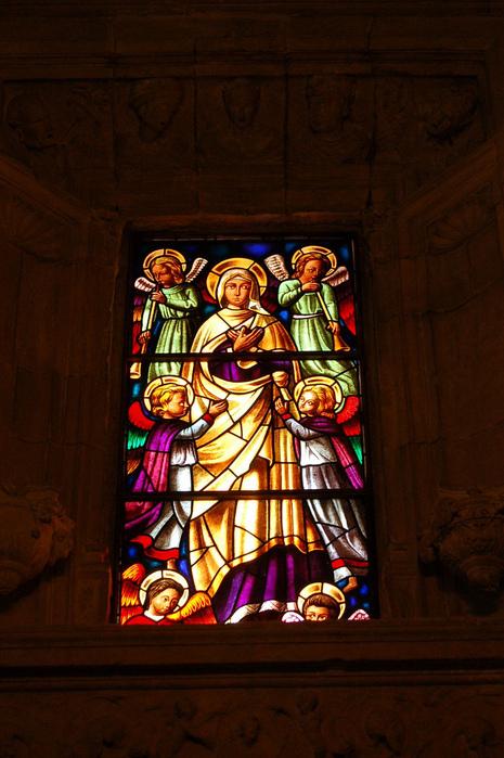 Монастырь де Уклес/ Monasterio de Ucles 74709