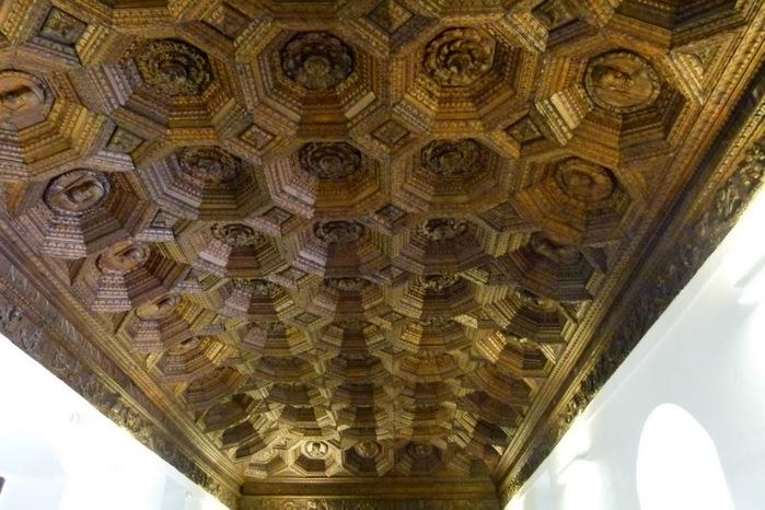 Монастырь де Уклес/ Monasterio de Ucles 46060