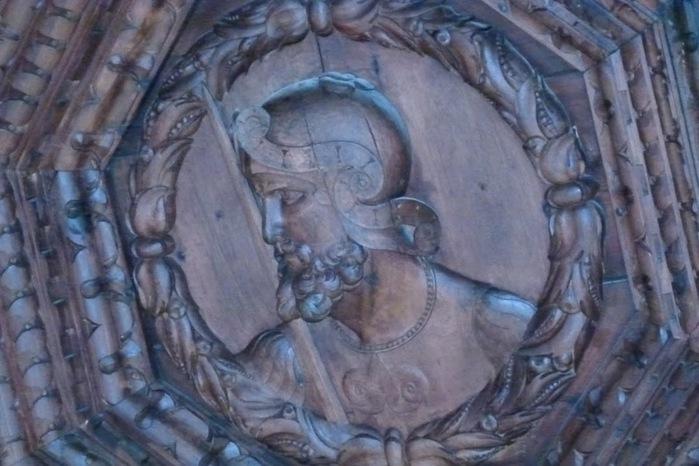 Монастырь де Уклес/ Monasterio de Ucles 12685