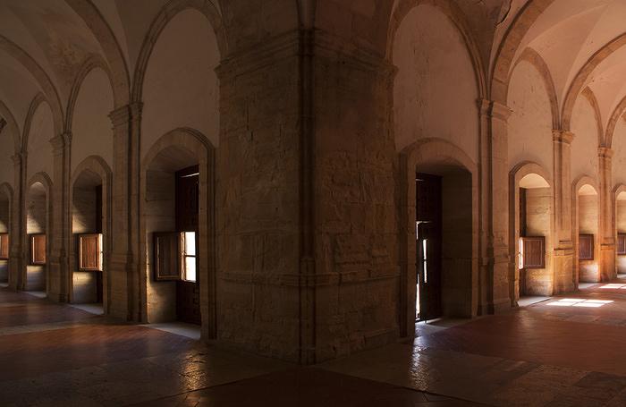 Монастырь де Уклес/ Monasterio de Ucles 78143
