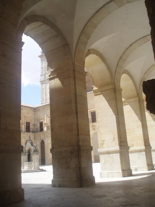 Монастырь де Уклес/ Monasterio de Ucles 86002