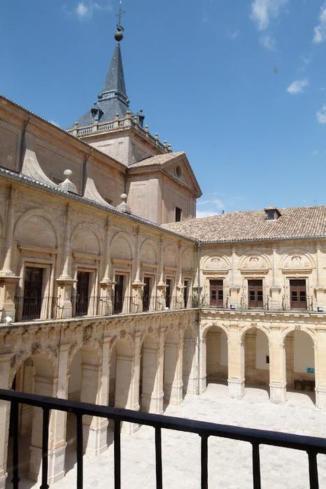 Монастырь де Уклес/ Monasterio de Ucles 70850