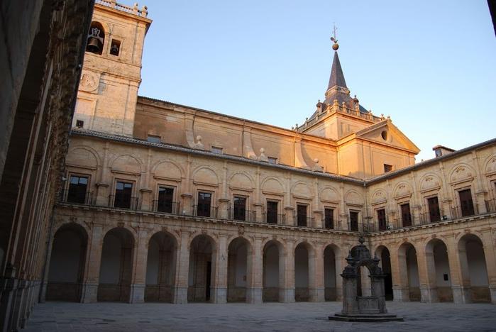 Монастырь де Уклес/ Monasterio de Ucles 41973