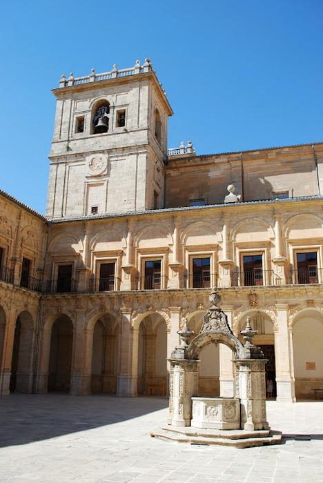 Монастырь де Уклес/ Monasterio de Ucles 98042