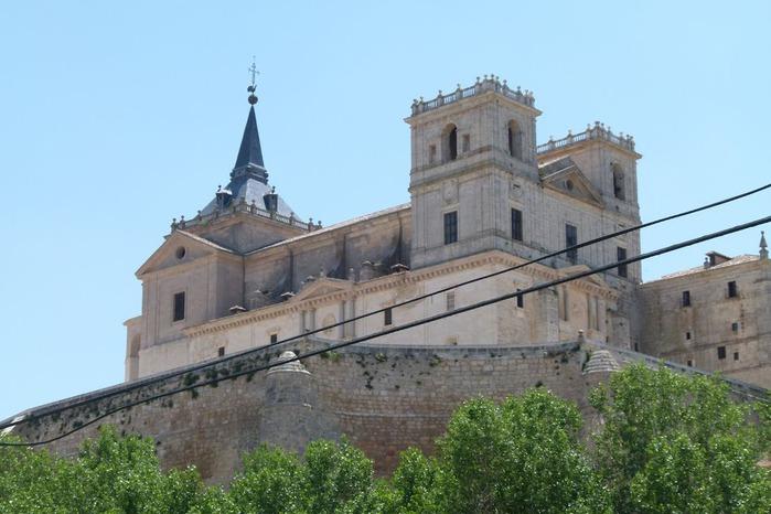 Монастырь де Уклес/ Monasterio de Ucles 64667