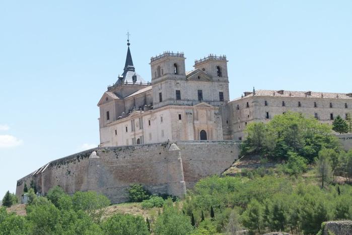 Монастырь де Уклес/ Monasterio de Ucles 60737