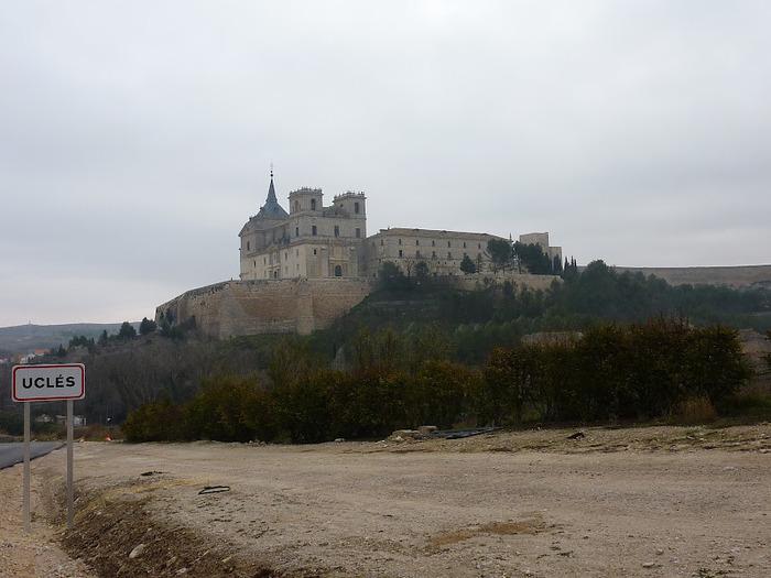 Монастырь де Уклес/ Monasterio de Ucles 41562