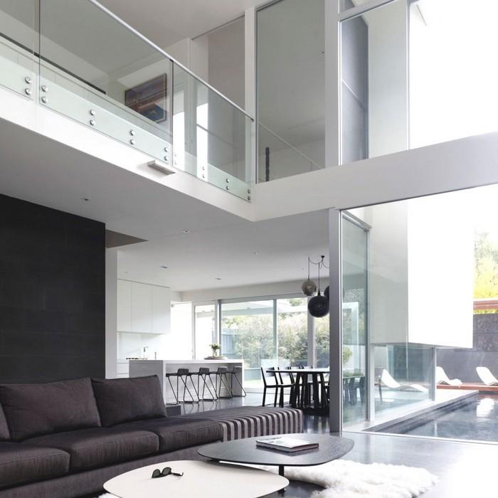 Австралийский частный дом в стиле минимализм 4 (700x700, 82Kb)