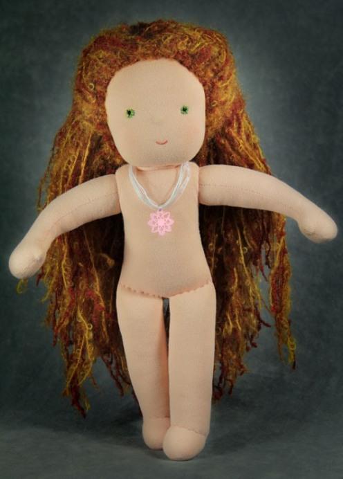 Вальдорфская кукла (12)
