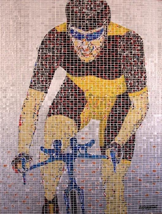 современная мозаика Jeff Ivanhoe фото 5 (529x700, 186Kb)