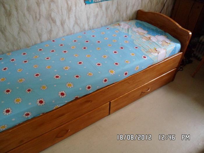 Сделать подростковую кровать своими руками