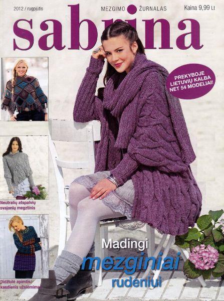 Sabrina №8 2012 Rugpjutis