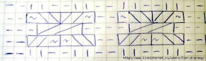 крестики на кокетке (700x209, 111Kb)