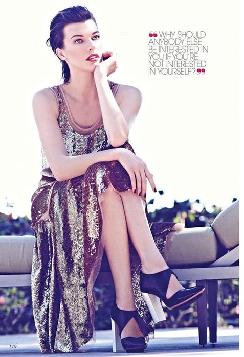 актриса мила йовович фото (477x700, 138Kb)