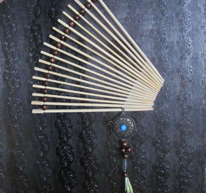Своими руками из китайских палочек фото