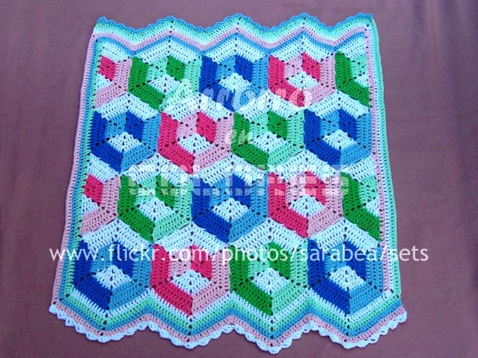 Crochet Patterns Patchwork Quilt : Patchwork quilting crochet pattern. ?????????? ?? ...