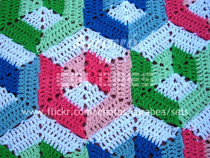 Patchwork quilting crochet pattern. ?????????? ?? ...