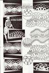 Вязание на вилке. Коллекция узоров 2.