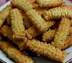 рецепт приготовления печенья через мясорубку