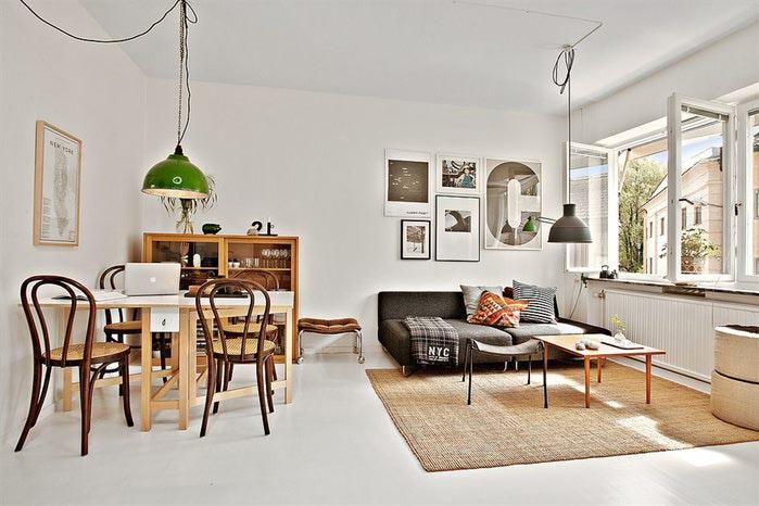 Дизайн проект квартира 45 кв м