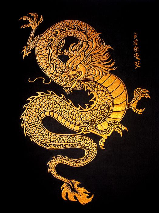 Китайские драконы китайские драконы