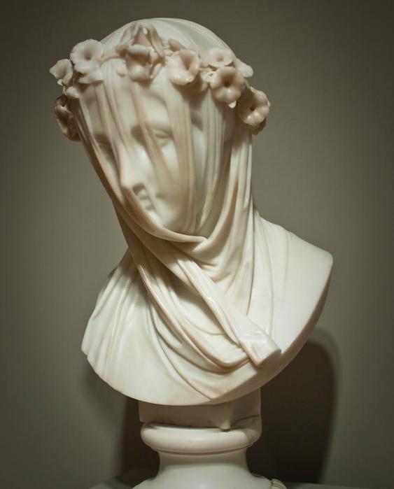 veiled lady - raffaelo monti (563x700, 27Kb)