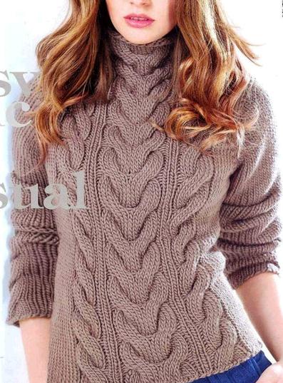 Женский вязаный спицами свитер/4683827_20120904_210708 (397x537, 245Kb)