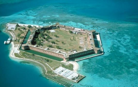военная архитектура морские форты (570x358, 139Kb)