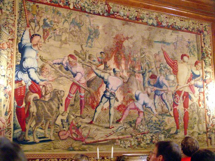 Замок По - Родовой замок Бурбонов 17560