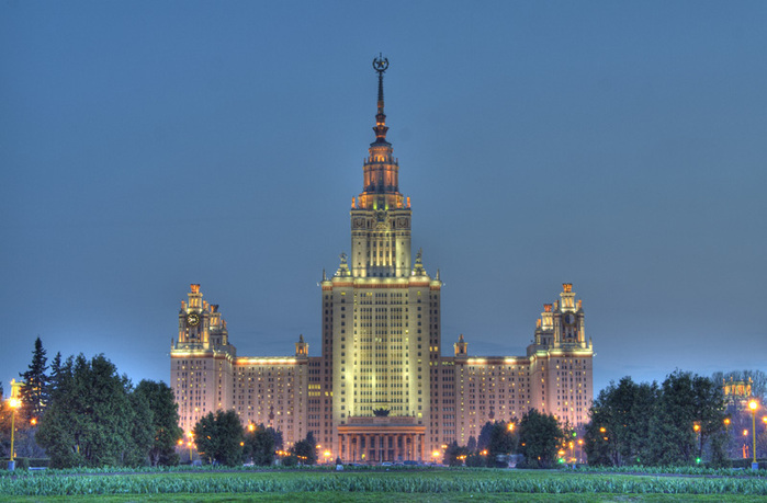 Moscow_State_University,_HDR (700x459, 112Kb)
