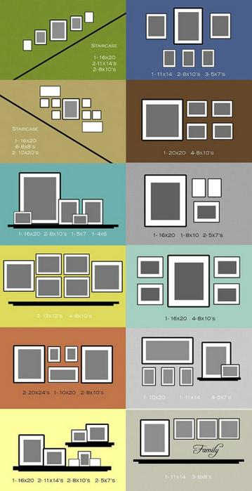 Как повесить картину или фотографию 29 (359x700, 189Kb)