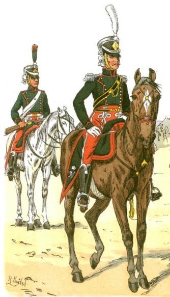 04 неаполитанские конные егеря (334x583, 69Kb)