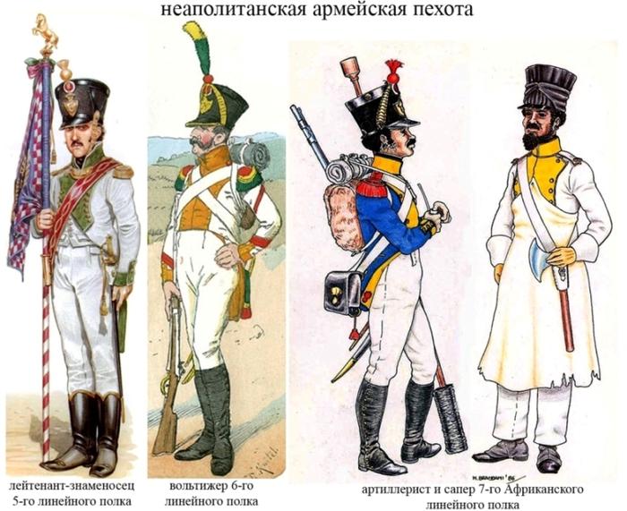 05 неаполитанская пехота 3 (700x571, 251Kb)