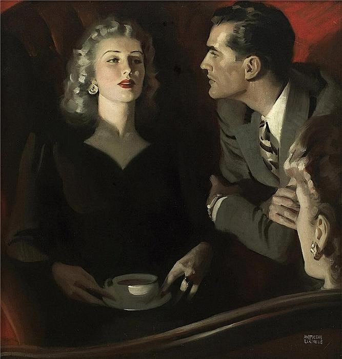 Andrew Loomis (1892–1959) (667x700, 310Kb)